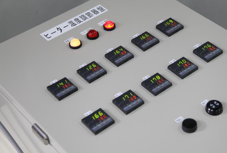 温度制御盤